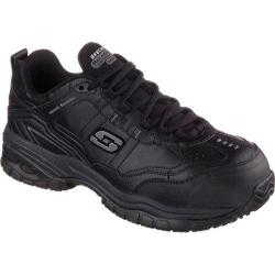 Men's Skechers Work Relaxed Fit Soft Stride Chatham Comp Toe Black|https://ak1.ostkcdn.com/images/products/88/918/P17276427.jpg?impolicy=medium