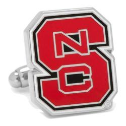 Men's Cufflinks Inc North Carolina State Wolfpack Cufflinks Red