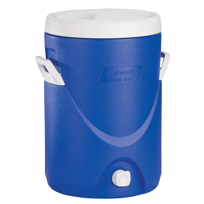 Coleman 5-gallon Jug (5 Gallon Jug Blue) (Plastic)