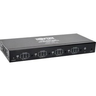 Tripp Lite HDMI over Cat5 Cat6 4x4 Matrix Video Extender Switch HDMI