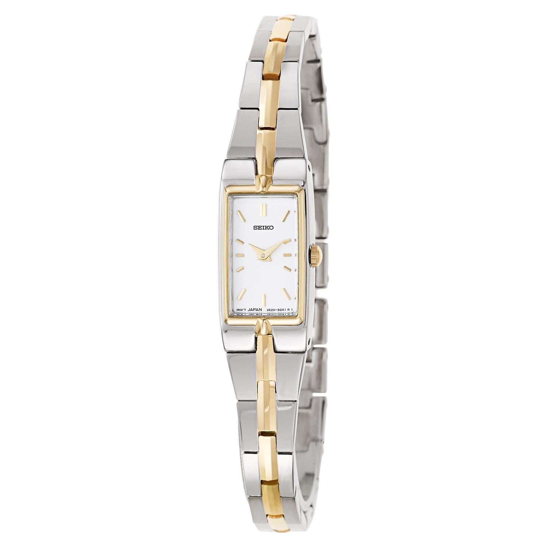Seiko Women's SZZC40 Wrist Watch (SZZC40), White, Size On...