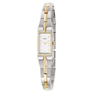 Seiko Women's SZZC40 Wrist Watch|https://ak1.ostkcdn.com/images/products/8803605/P16039838.jpg?impolicy=medium