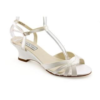 Touch Ups Women's 'Margie' Fabric Sandals (Size 10.5 )