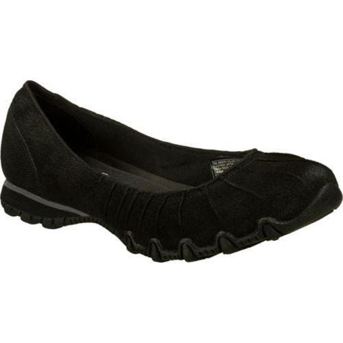 Women's Skechers Relaxed Fit Bikers Melodic Black