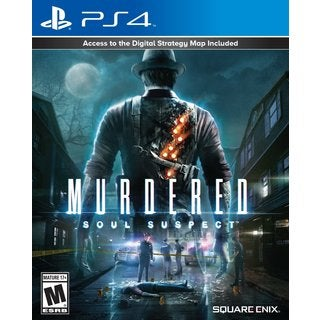 PS4 - Murdered Soul Suspect