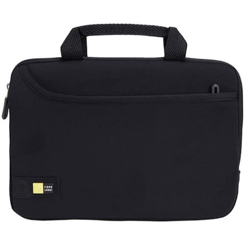 """Case Logic TNEO-110 Carrying Case (Attach ) for 10.1"""" iPad - Black"""