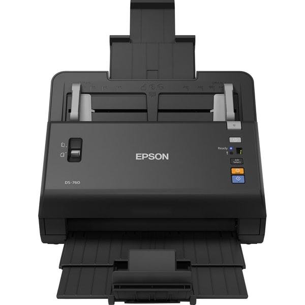 Epson WorkForce DS-760 Sheetfed Scanner - 600 dpi Optical