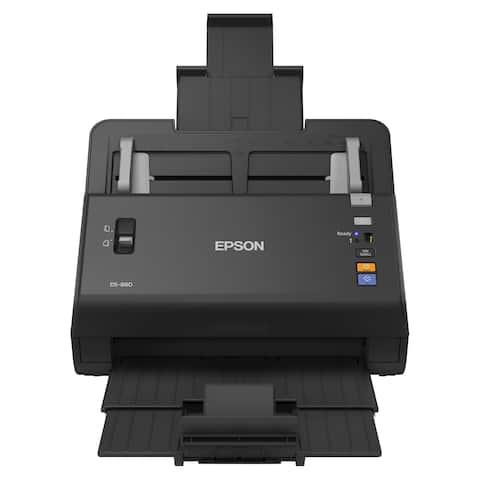 Epson WorkForce DS-860 Sheetfed Scanner - 600 dpi Optical