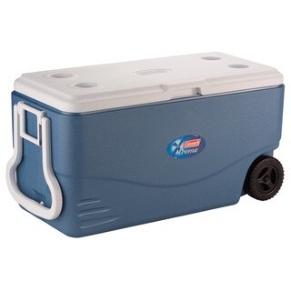 Coleman 100-quart Xtreme Blue Cooler