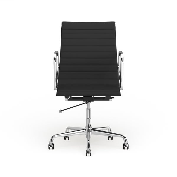 Silver Orchid Kelly Mid-Back Adjustable Office Chair