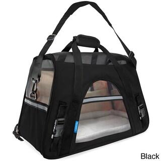 OxGord Soft-sided Small Cat/ Dog Comfort Travel Pet Carrier Bag