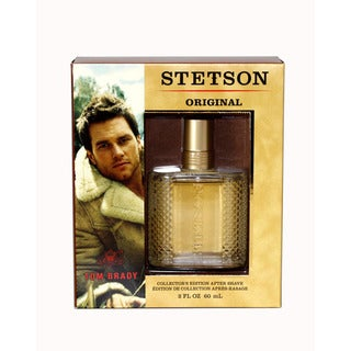 Coty Stetson Men's 2-ounce After Shave Collectors Edition