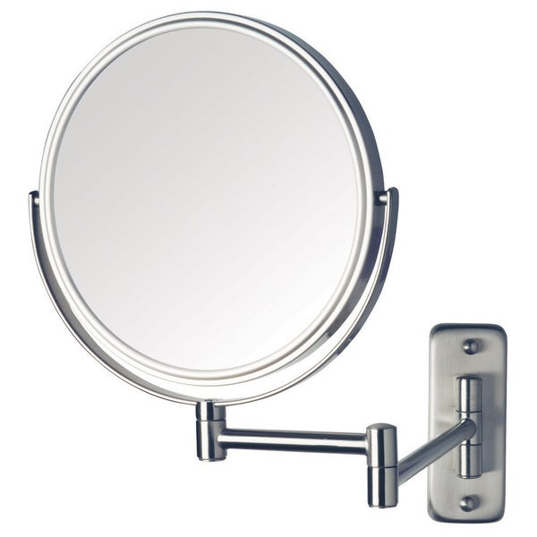 Shop Jerdon 8 Inch Two Sided 8x Wall Mount Mirror In