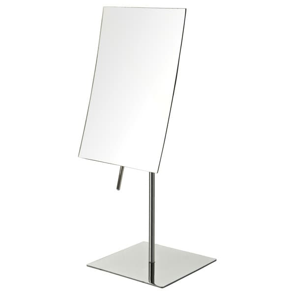 Jerdon Chrome Adjustable Table Top Mirror Free Shipping