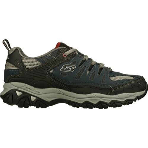 Men's Skechers After Burn Memory Fit Navy - Free Shipping Today -  Overstock.com - 16045538