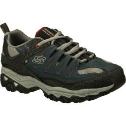 Men's Skechers After Burn Memory Fit Navy