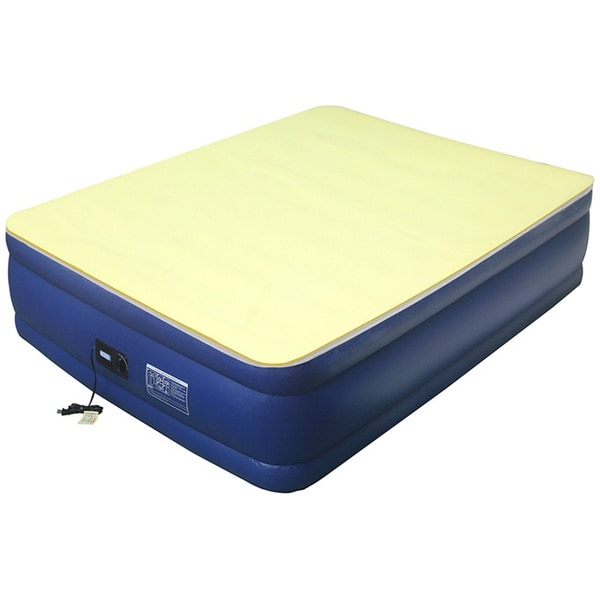high density 1inch memory foam airbed mattress topper