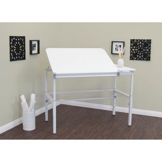 Studio Designs Graphix II Drafting and Hobby Craft Work Station Table