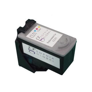 Sophia Global Remanufactured Color Ink Cartridge Replacement for Canon CL-51