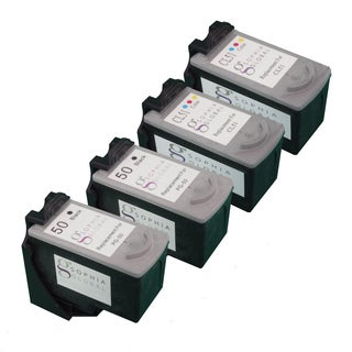 Sophia Global Remanufactured Ink Cartridge Replacement for Canon PG-50 and CL-51 (Pack of 4)