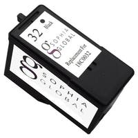 Sophia Global Lexmark 32 Remanufactured Black Ink Cartridge Replacement
