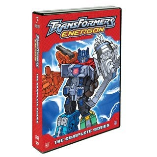 Transformers Energon: The Complete Series (DVD)