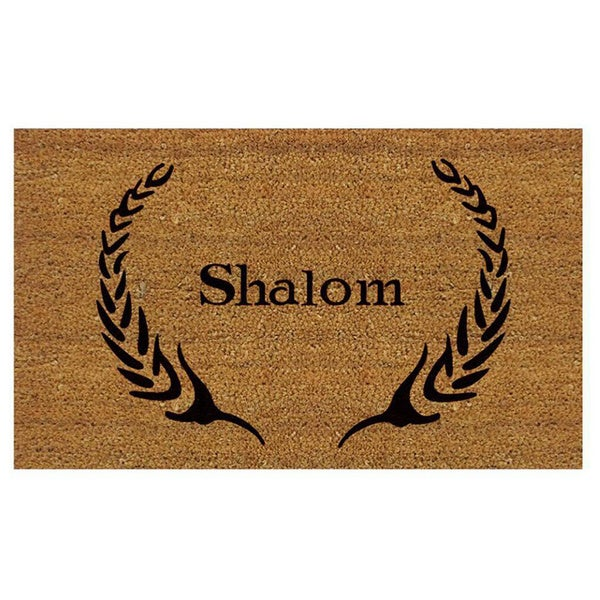 Shalom Doormat (1'5 x 2'5)