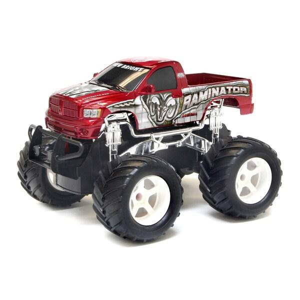 New Bright 1:24 RC Dodge Raminator