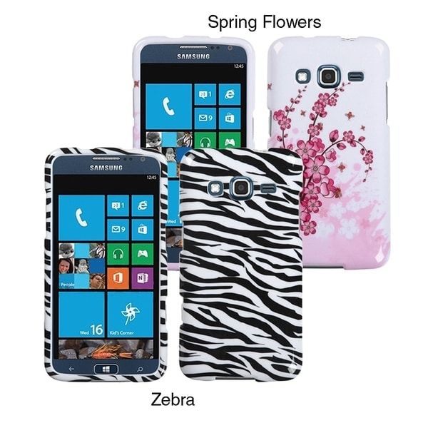 Shop INSTEN Phone Case Cover for Samsung ATIV S Neo I8675 - Free
