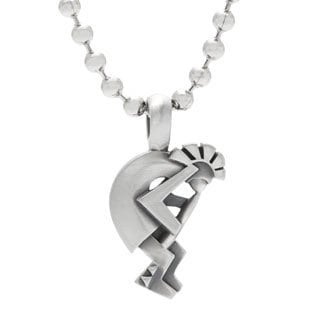 Bico Australia Kokopelli Pendant Necklace