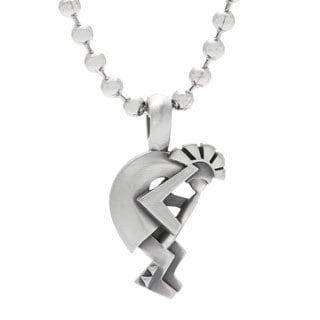 Bico Australia Kokopelli Pendant Necklace