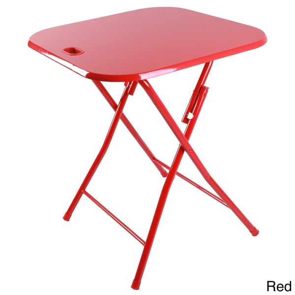 Urb SPACE Metal Folding Table With Handle