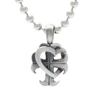 Bico Australia Criox De Coeur Pendant Necklace