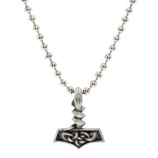 Bico Australia Thor's Hammer Pendant Necklace