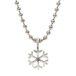 Bico Australia Snowflake Pendant Necklace