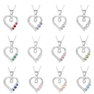 Fremada Rhodium-plated Silver Cubic Zirconia Three Birthstone Heart Necklace|https://ak1.ostkcdn.com/images/products/8815060/Fremada-Rhodium-plated-Silver-Cubic-Zirconia-Three-Birthstone-Heart-Necklace-P16049449.jpg?impolicy=medium