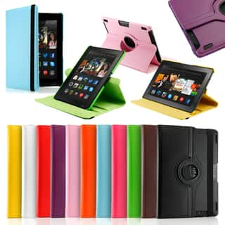 Gearonic PU Leather with Swivel Stand for New Kindle Fire HDX 8.9-inch|https://ak1.ostkcdn.com/images/products/8815068/Gearonic-PU-Leather-with-Swivel-Stand-for-New-Kindle-Fire-HDX-8.9-inch-P16049456.jpg?impolicy=medium