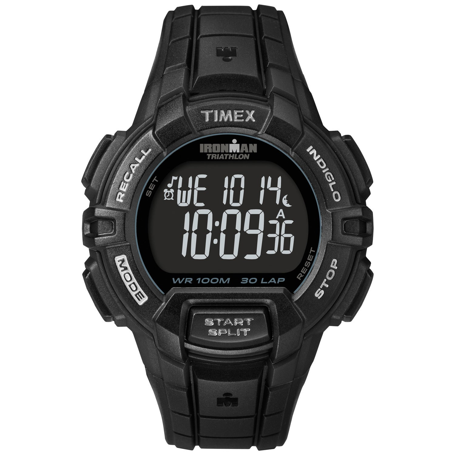 Timex Men's T5K793 Ironman Traditional 30-lap Rugged Full...