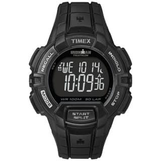 Timex Men's T5K793 Ironman Traditional 30-lap Rugged Full-Size Watch|https://ak1.ostkcdn.com/images/products/8815178/Timex-Mens-T5K793-Ironman-Traditional-30-lap-Rugged-Full-Size-Watch-P16049482.jpg?impolicy=medium