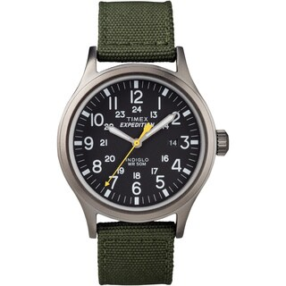 Timex T499619J Men's 'Expedition Scout' Green Nylon Strap Watch|https://ak1.ostkcdn.com/images/products/8815188/P16049491.jpg?_ostk_perf_=percv&impolicy=medium