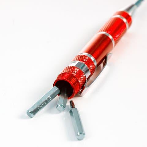 9 in 1 Precision Mini Screwdriver Set Pen Style