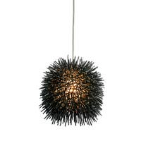 Varaluz Urchin Uber 1-light Mini Pendant
