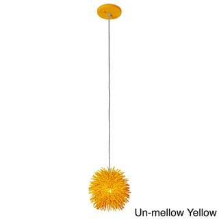 Varaluz Urchin Uber 1-light Mini Pendant