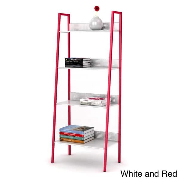 Urb E 4 Tier Metal Angled Ladder