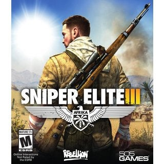 Xbox One - Sniper Elite V3