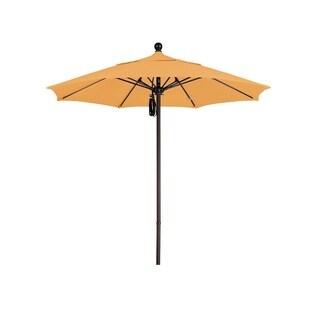 Lauren & Company Commercial Grade 7.5-foot Aluminum Umbrella with Sunbrella Fabric
