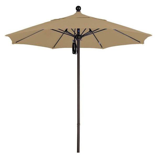 Lauren & Company Commercial 7.5-foot Aluminum Umbrella with Sunbrella Fabric