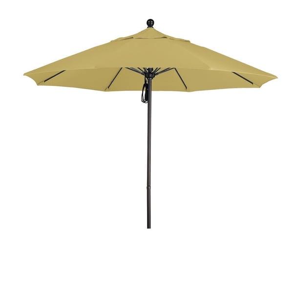 Lauren & Company Commercial Quality 9-foot Aluminum Umbrella with Sunbrella Fabric