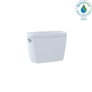 Toto 'CST743E' Cotton White 1.28-GPF Toilet Tank