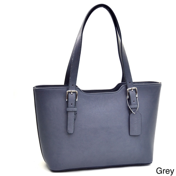 2d470fa49778 ... Shop By Style     Shoulder Bags. Dasein Faux Leather Structured  Shoulder Bag